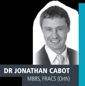 Dr Jonathan Cabot