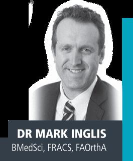 Dr Mark Inglis